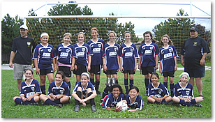Soccer Sports Team